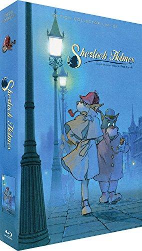 Sherlock Holmes - Intégrale (remasterisée) [Edition Combo Collector Limitée A4]