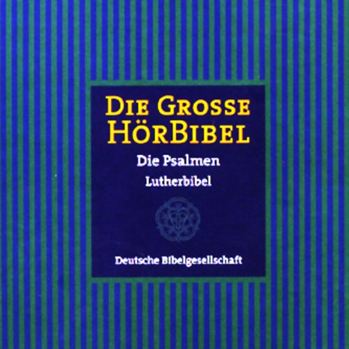Die Große Hörbibel - Die Psalmen Titelbild