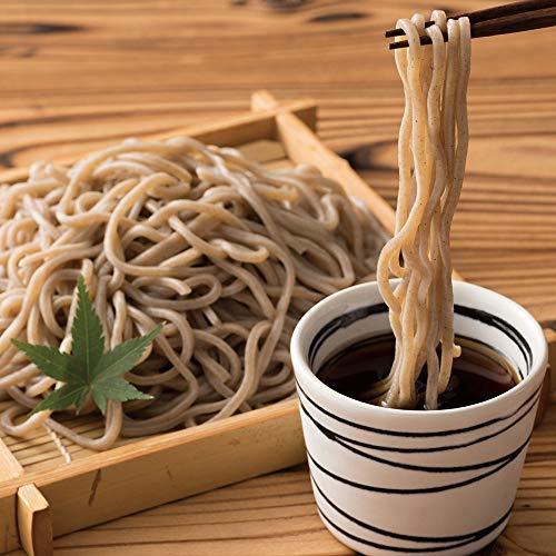 麺が本気で旨い生蕎麦 細麺 (8人前)