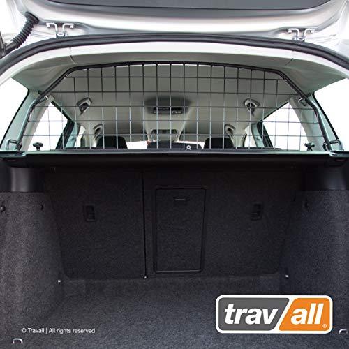 Travall Guard Hundegitter Kompatibel Mit Skoda Octavia Kombi (2004-2013) Scout (2007-2012) TDG1234 - Maßgeschneidertes Trenngitter in Original Qualität