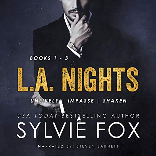 L.A. Nights Series: Romantic Women's Fiction Boxed Set (Books 1-3) Titelbild