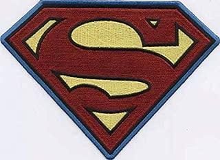 C&D Visionary DC Comics Originals Superman Patch Iron-On Patches (P-DC-0187)