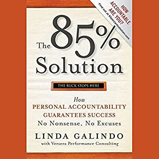 The 85% Solution cover art