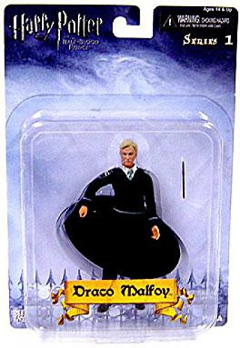 NECA Harry Potter and the Half Blood Prince 3 3/4 Inch Action Figure Draco Malfoy image