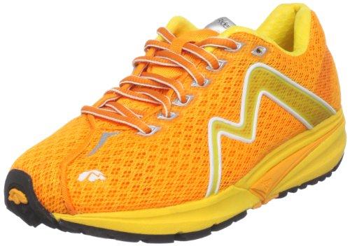 KARHU Fast Ride Laufschuhe orange/gelb/schwarz, Schuhgröße:EUR 40.5