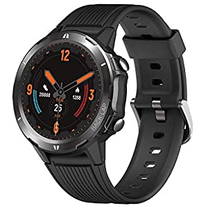 Fashion Shopping Smart Watch,Fitness Tracker with Heart Rate Monitor,Smartwatch for Android iOS Phones,