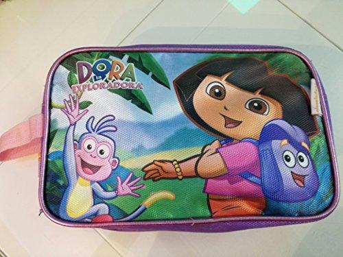 Dora exploradora bolsa aseo jungle