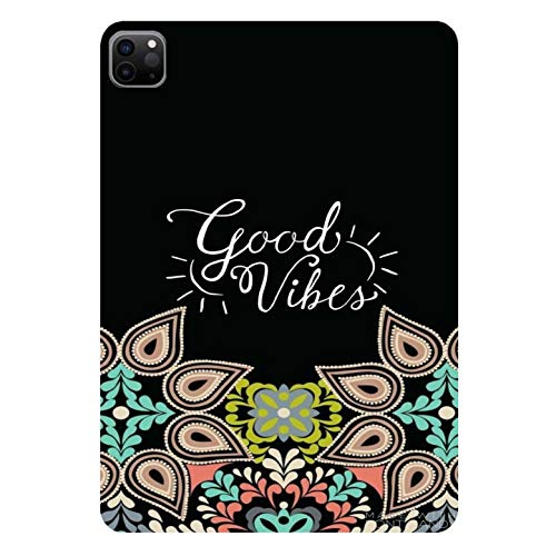 Videotronix Designer SoftPrinted Silicone Back Cover Case for Apple ipad pro 11 2020 (11 inch)