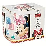 Tazza in ceramica per Bambini in confezione regalo (MINNIE MOUSE - DISNEY - SUMMER CRUSH)
