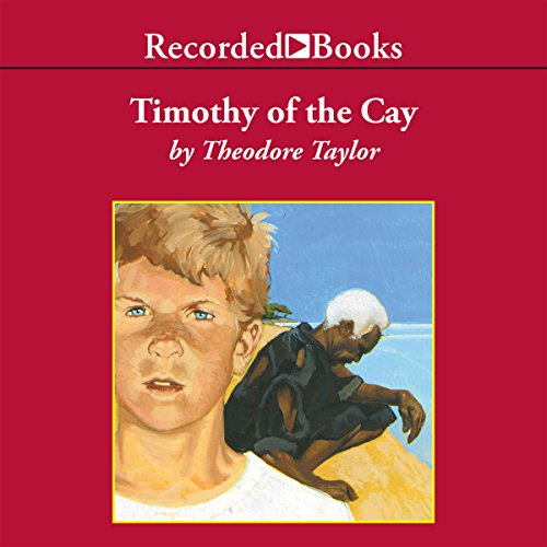 Timothy of the Cay audiobook cover art