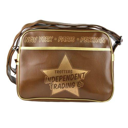 Only Fools and Horses design - Retro Messenger Bag with adjustable Shoulder strap