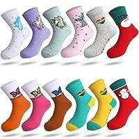 【Tissus de haute qualité, confortables et durables】ces chaussettes sont composées de 67% coton, 31% fibre de polyester et 2% d'élasthanne. En même temps, elles sont faites de tricot haute densité. Elles sont douces et confortables à porter et plus du...