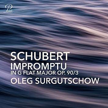 4 Impromptus Op 90, D 899: No 3 in G-flat Major