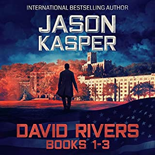 The David Rivers Series     An Action Thriller Novel Collection (David Rivers, Books 1-3)              Written by:                                                                                                                                 Jason Kasper                               Narrated by:                                                                                                                                 Adam Gold                      Length: 18 hrs and 5 mins     1 rating     Overall 5.0