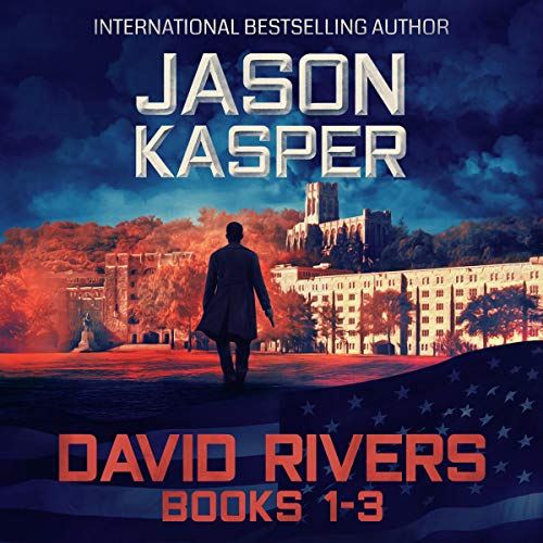 The David Rivers Series audiobook cover art