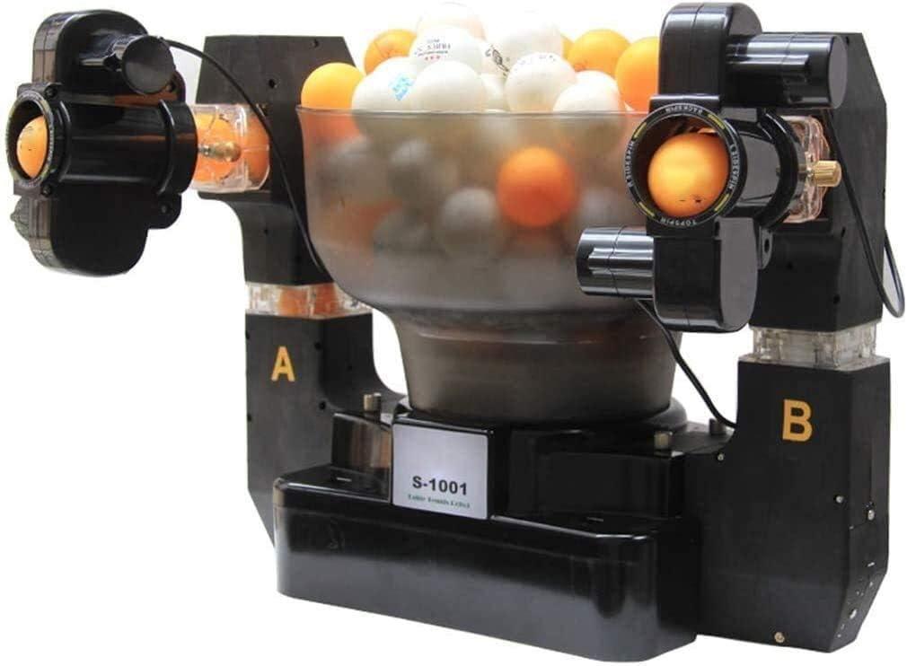 Wxnnx Máquina de Robot de Entrenamiento de Tenis de Mesa Colección automática de Bolas de Ping Pong para Herramienta de Entrenamiento de Robot de Bola de Ping Pong remota con Cable