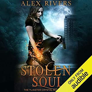Stolen Soul audiobook cover art