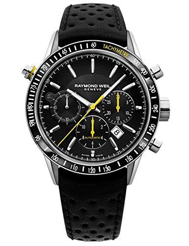 Raymond Weil Freelancer 7740-SC1-20021 - Reloj automático con cronógrafo