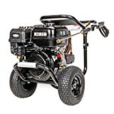 Simpson Cleaning PS60843 PowerShot Gas Pressure Washer Powered by Simpson, 4400 psi at 4.0 GPM