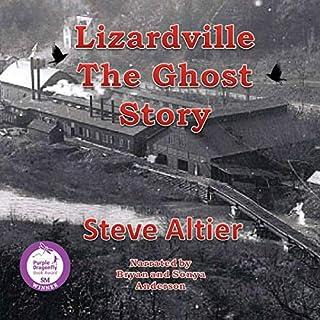 Lizardville audiobook cover art