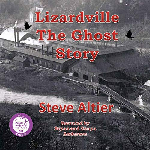 Lizardville audiobook cover art