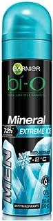 Desodorante Bí-O Mineral Extreme Ice Masculino Aerosol, 150 ml, Garnier