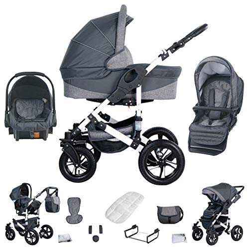 Friedrich Hugo Hamburg | 3 in 1 passeggino con...
