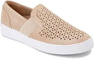 Vionic Women's Splendid Kani Slip-on Walking Shoes - Ladies Athleisure Sneakers with Concealed Orthotic Arch Support