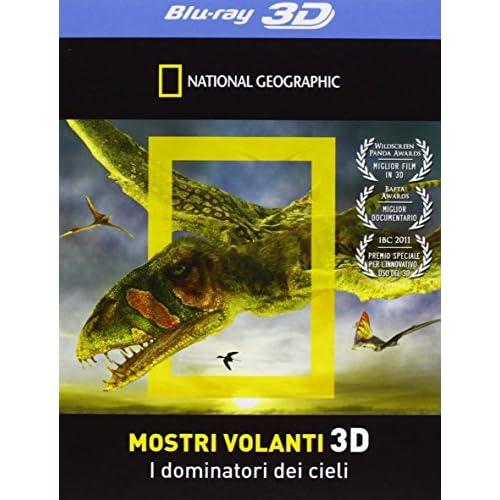 Mostri volanti - I dominatori dei cieli(3D+2D)