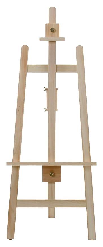 共和国崇拝する不正アルテ 木製イーゼル イーゼル H120 ナチュラル EA-H120N