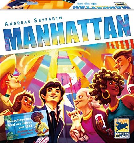 Schmidt 48281 Spiel Manhattan, bunt