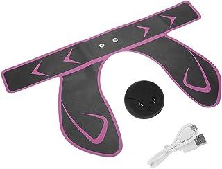 Masajeador de estimulación muscular, duradero, 5 modos, opción de 3 colores, entrenador de cadera, para mujeres, personas de larga vida sedentaria(purple)
