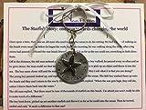 The Starfish Story keychain -