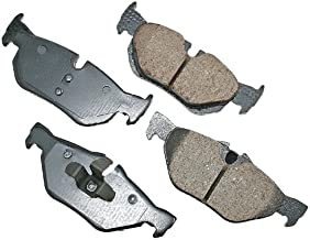Akebono EUR1267 Brake Pad Set