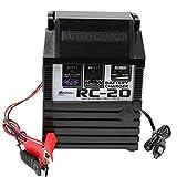 メルテック バッテリー充電器(軽自動車~小型農機) 正式PSE取得 DC6V/12V 開放型バッテリー用 定格2A  Meltec RC-20