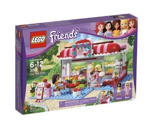 LEGO Friends 3061 - Cafetería