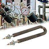 Zoom IMG-2 tubo riscaldante elettrico alettato in