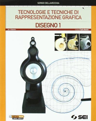 Tecnologie e tecniche di rappresentazione grafica. Disegno. Misura, materiali, sicurezza-Schede di disegno. Per le Scuole superiori. Con espansione online (Vol. 1)