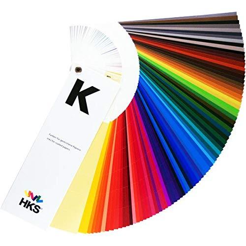 HKS K Fächer (Kunstdruck/glänzend)
