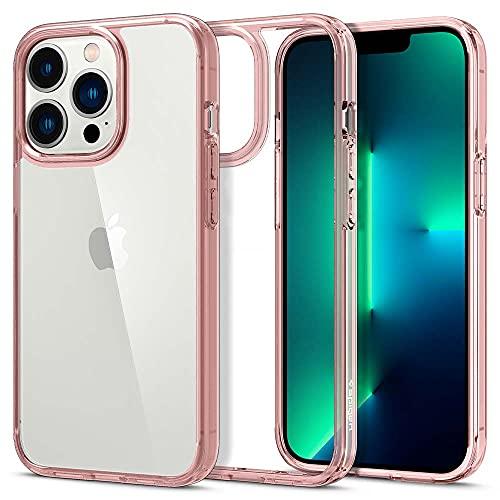 Spigen Ultra Hybrid Designed for iPhone 13 Pro Case (2021) - Rose Crystal