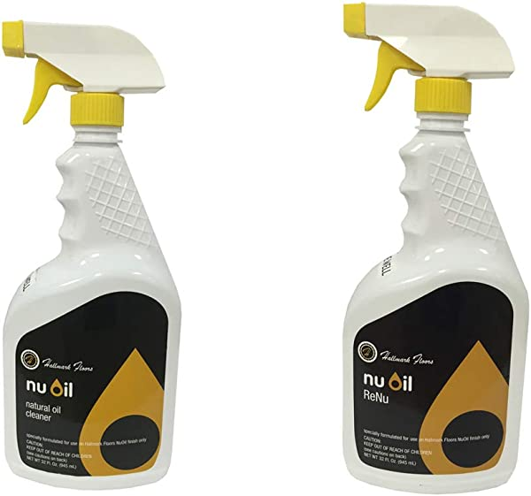 NuOil Cleaner 32oz Spray NuOil Renu 32oz Spray 32 Oz X 2