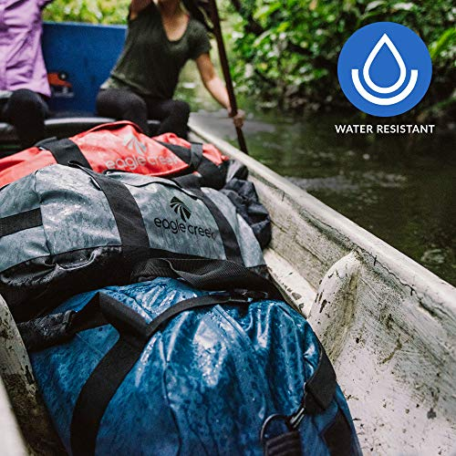 eagle creek X-Large Rolling Duffel Bag, Slate Blue, 36-Inch