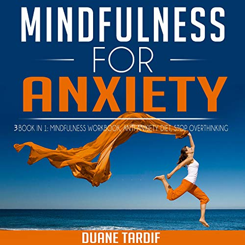 Mindfulness for Anxiety cover art