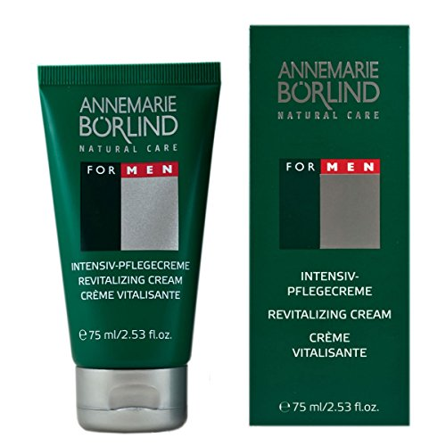 Annemarie Börlind for Men homme/men, Intensiv-Pflegecreme, 75ml