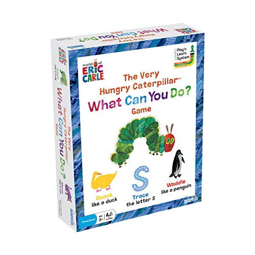 The Very Hungry Caterpillar - What Can You Do? Game