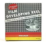 Rokunar Film Developing Reel Adjusts to 35mm,126,127,120 & 220 film sizes