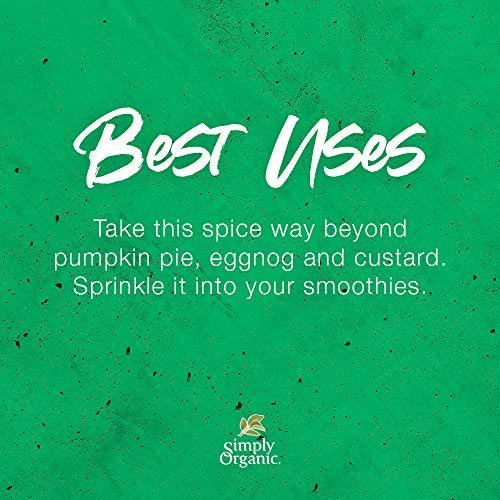 Product Image 3: Simply Organic Ground Nutmeg, Certified Organic | 0.53 oz | Myristica fragrans Houtt.
