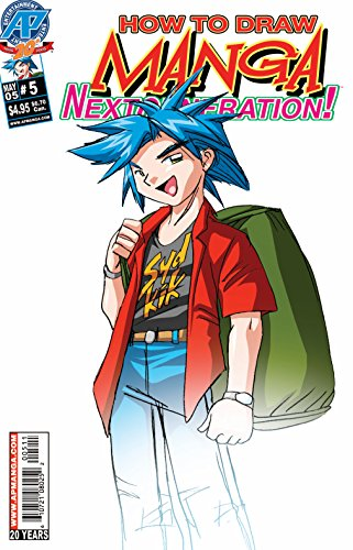 How to Draw Manga Next Generation #5 and #6 (English Edition)