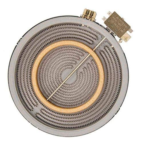 Resistencia Doble Placa vitrocerámica 1700/700W 230v 1058211004