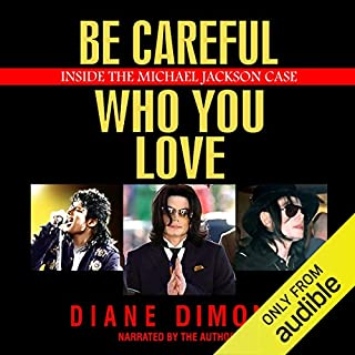 Be Careful Who You Love audiobook cover art